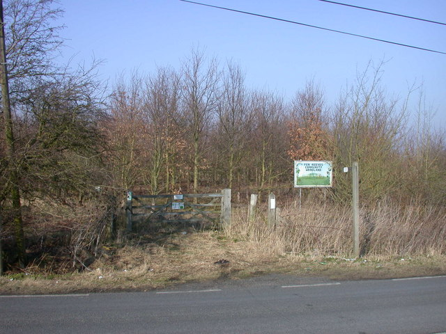 Fen Reeves Community Woodland