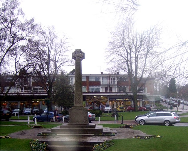 Market Cross, Harpenden