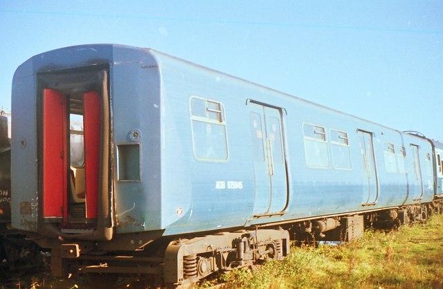 Experimental Railway Coach