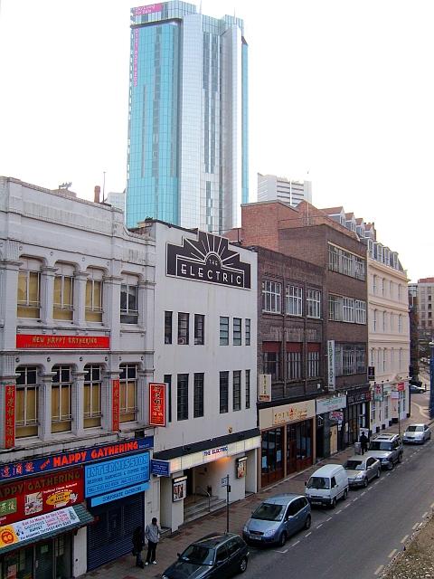 Station Street Birmingham