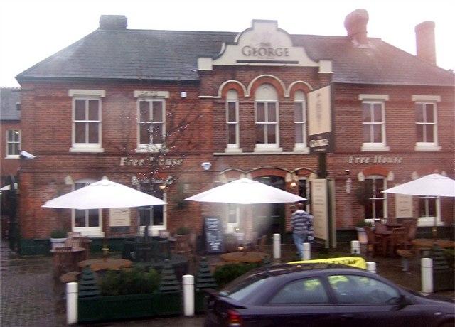 The George, Harpenden