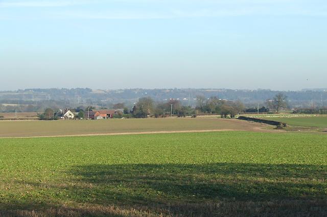 Arable Land south of Seisdon, Staffordshire
