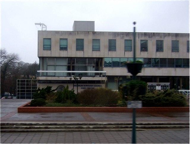 Dacorum Borough Council Civic Centre
