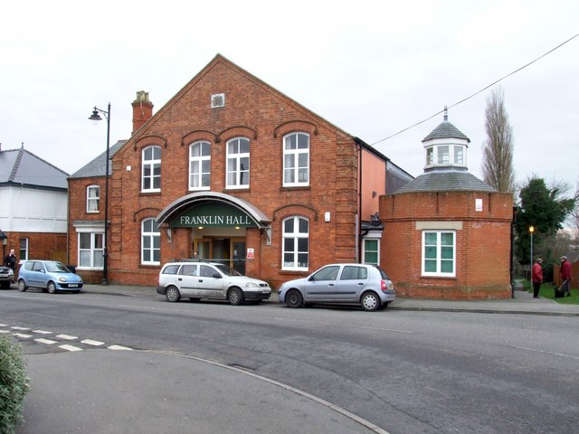 Halton Road, Spilsby