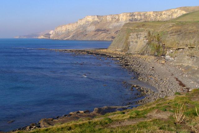 Hobarrow Bay and Long Ebb
