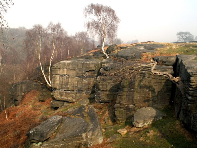 Bracken Hall Crag