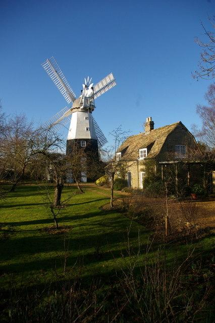 Impington Windmill