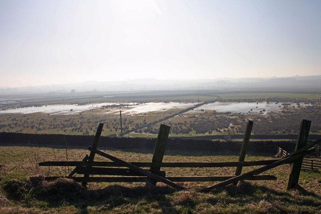 River Ribble Long Preston