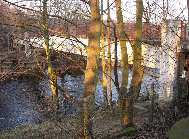 Footbridge, Otley