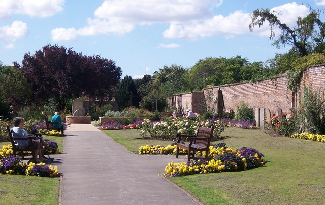 Peaceful Memorial Garden-Beverley