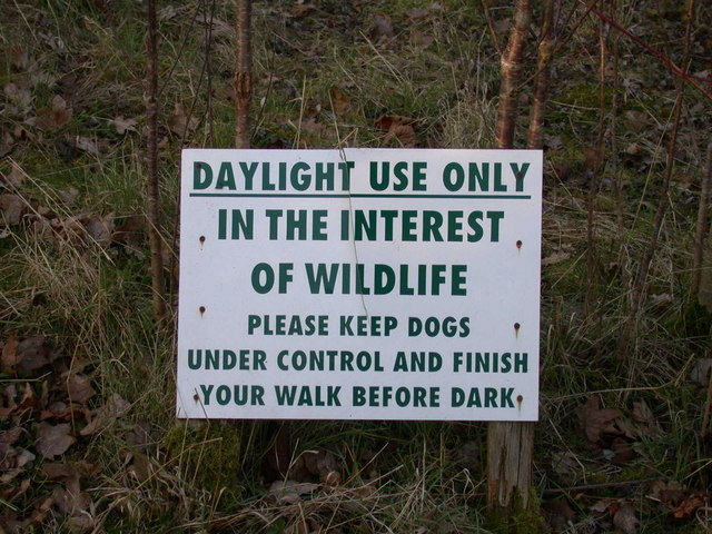 This may be a permissive footpath ...