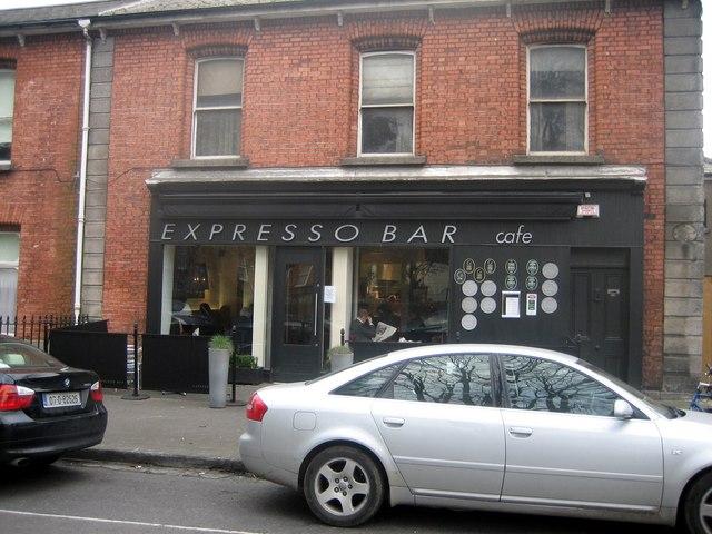 Expresso Bar Café, St. Mary's Road, Ballsbridge