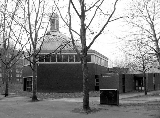 St Augustine, Great Field, Grahame Park, London NW9