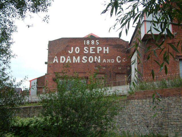 Joseph Adamson's 1885 Mill