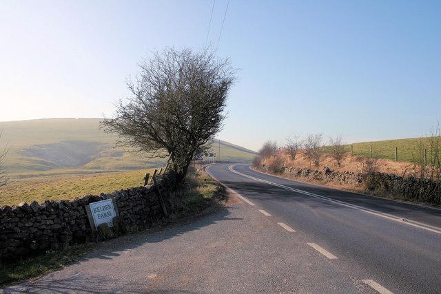 Coniston Cold  A65