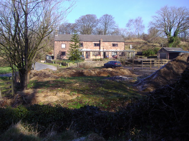 Cottages, Quaker Brook Lane, Hoghton