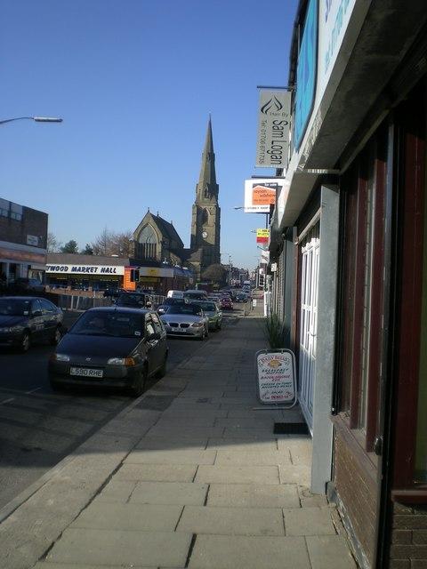 York Street Heywood