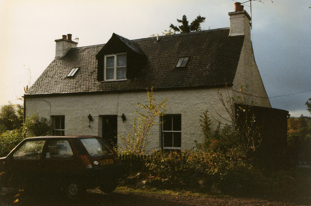 Shepherds Cottage, near Lochcarron