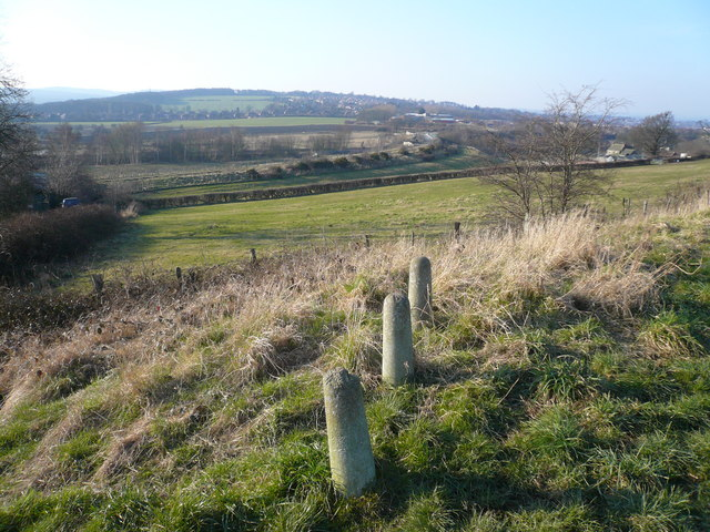 Avenue Washlands - View from Broom Drive