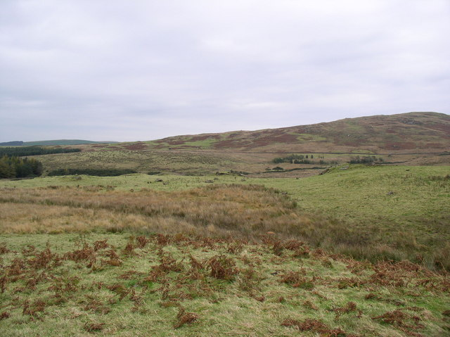 Hill Farmland