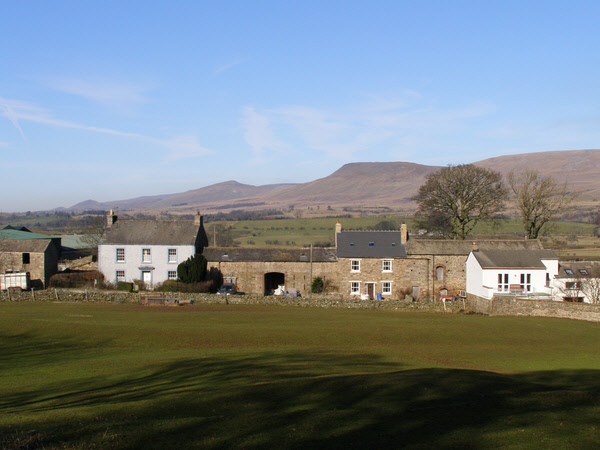 Great Musgrave Village