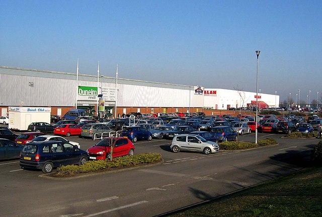 Pallion Retail Park