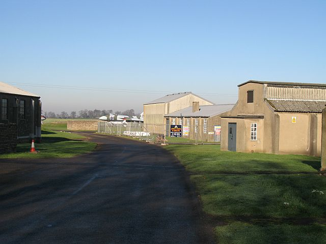 East Fortune airfield