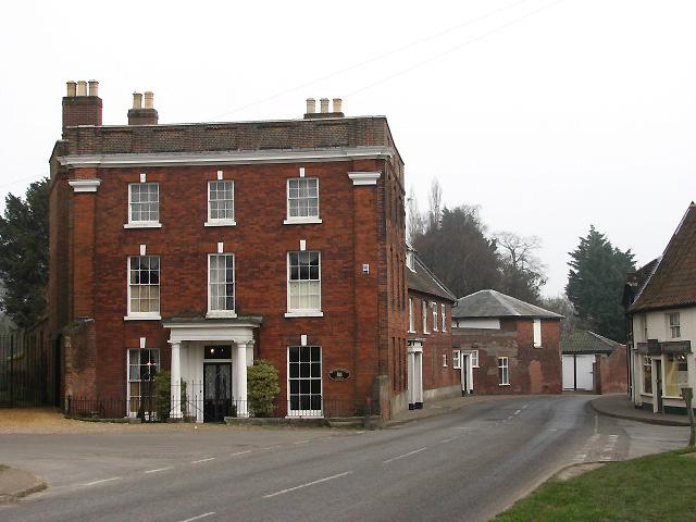 Beaconsfield House