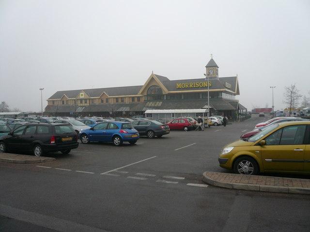 Halfway - Supermarket View