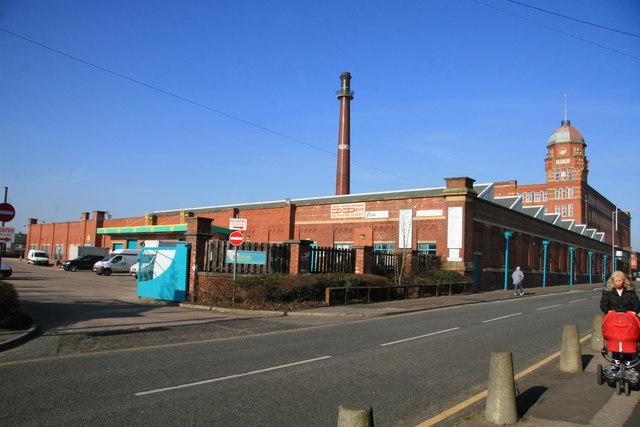 Falcon Mill, Victoria Street, Chadderton