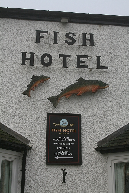 Fish Hotel, Buttermere