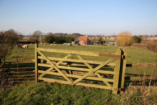View to Long Farm