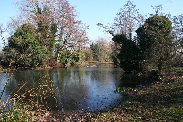 Moat Pond
