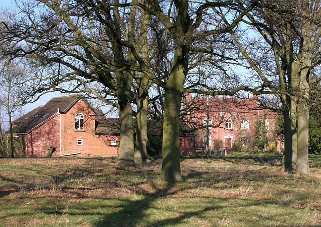 Sherrards Green Farmhouse