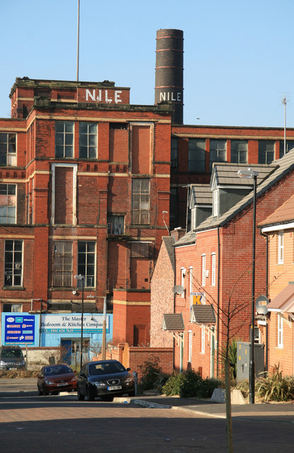 So good they named it twice - Nile Mill