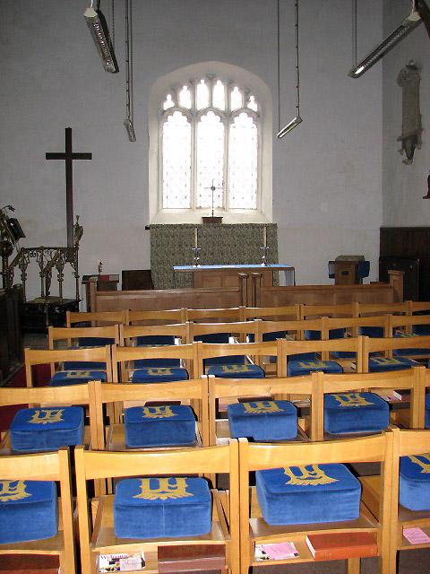 St Mary's church - south aisle