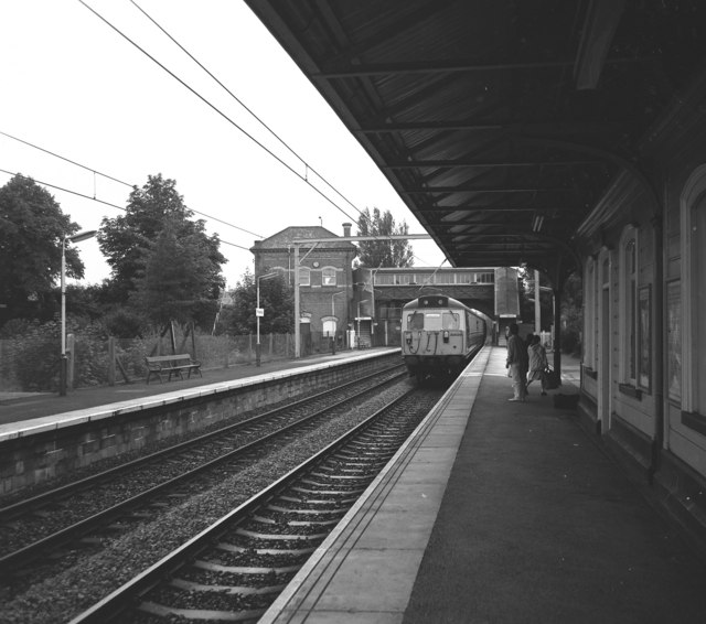 Timperley station