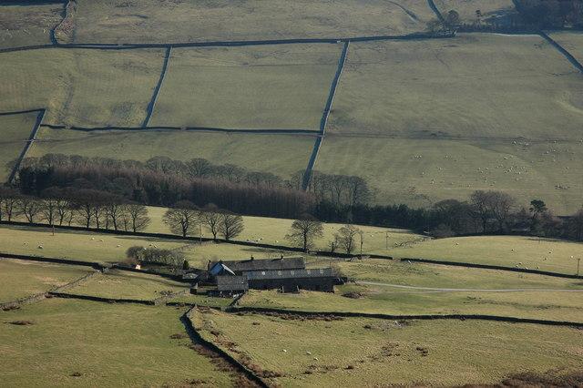 Shutlingsloe Farm, near Wildboarclough