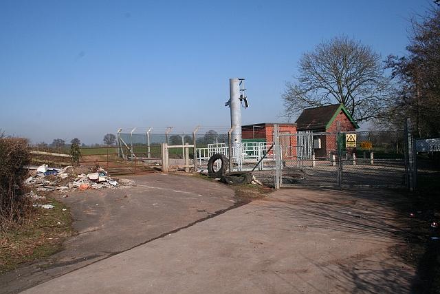 Hall Green Sewerage Pumping Station