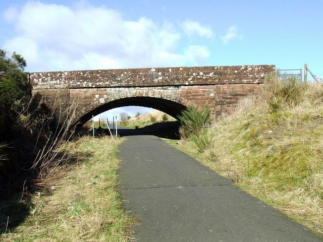 Bridge near Cunston Cottage