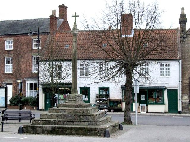 Market Place, Spilsby