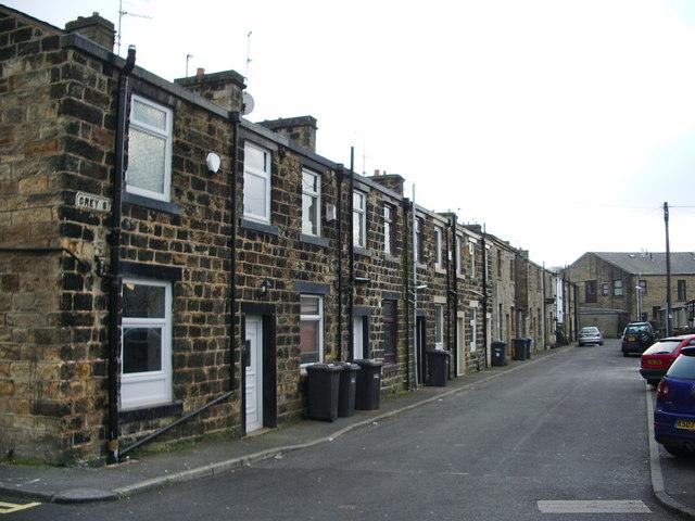 Grey Street, Barrowford