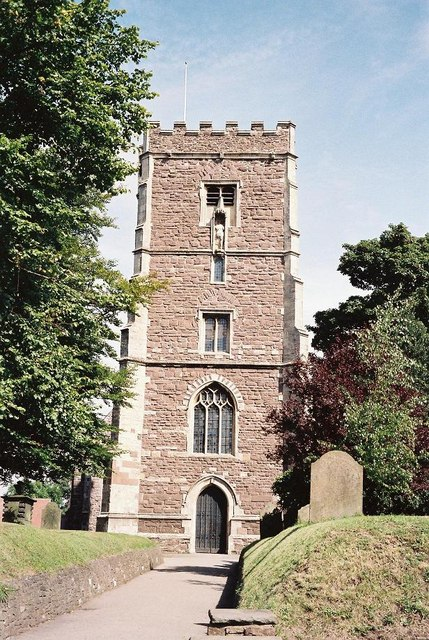 Newport: cathedral church of St. Woolos
