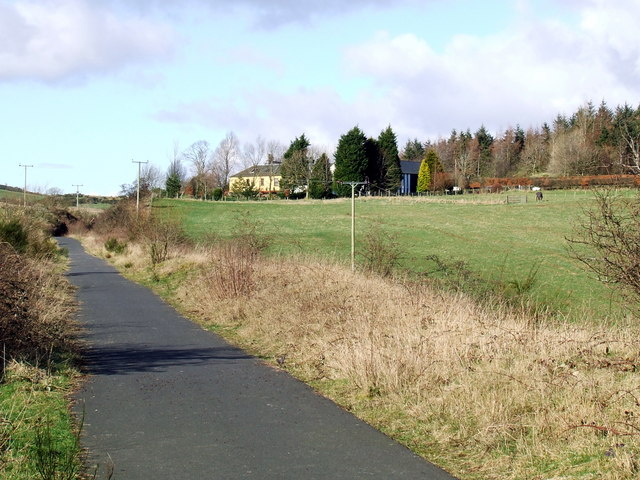 West Kilbride Farm