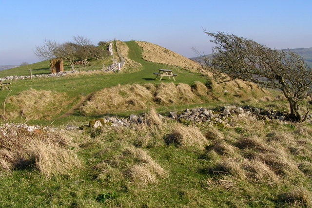 Picnic area on the Ridge