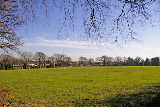 Rugby Pitch, Old Grammarians Rugby Club, Worlds End, London N21
