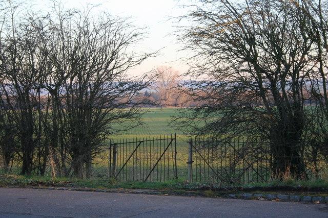 Disused gates
