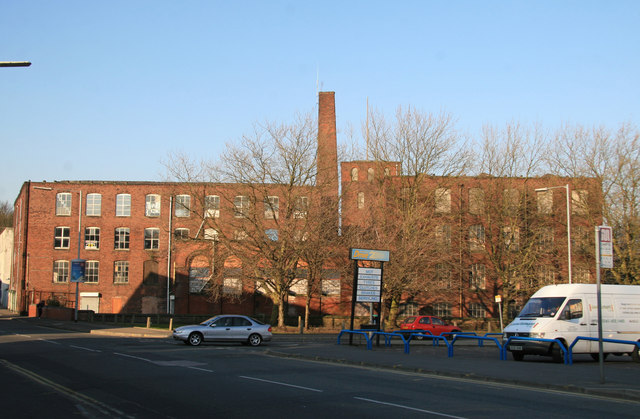 Lodge Mill, Townley Road, Middleton