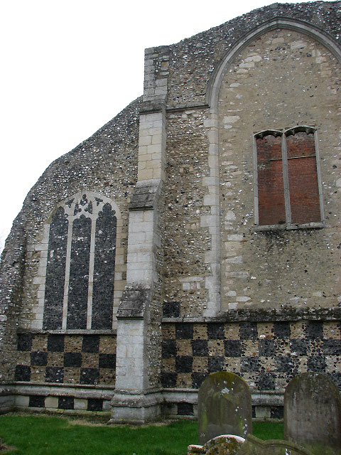 St Andrew's Church - west facade