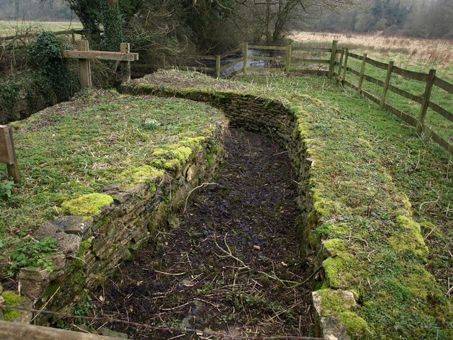 Sheepwash, Baunton